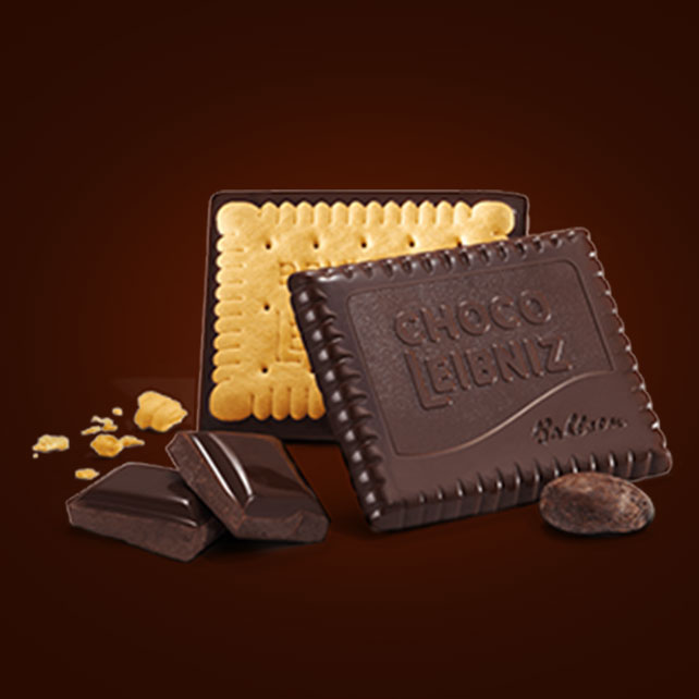 Dark Choco Leibniz biscuit