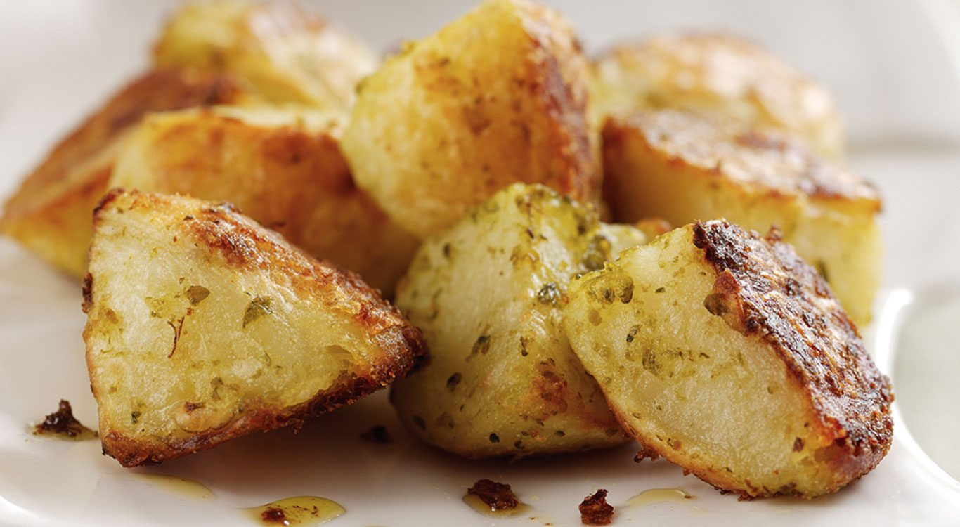 Perk up your potatoes