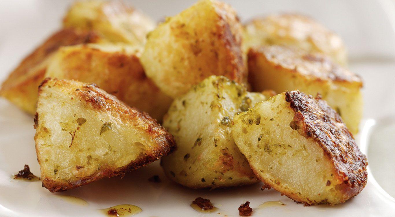 Perk up your potatoes