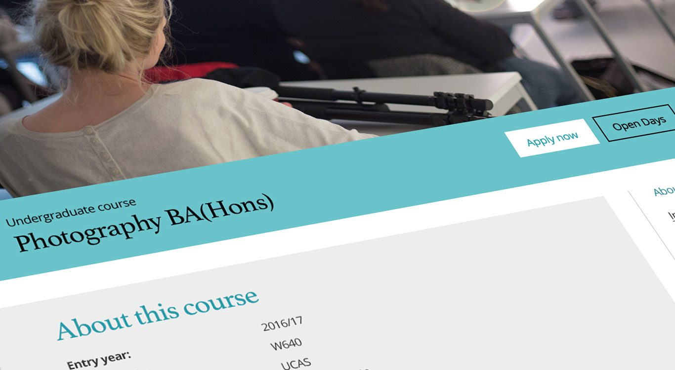 UWE Website Courses