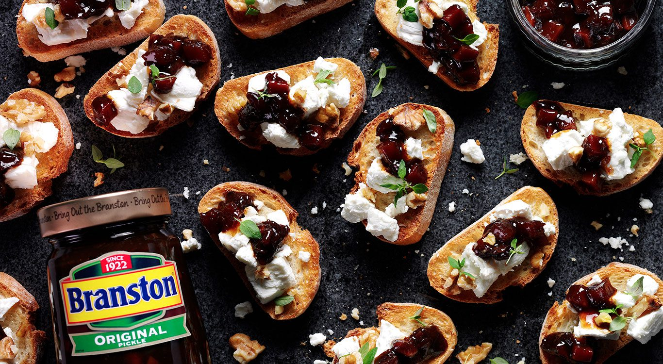 Crostini recipe photo