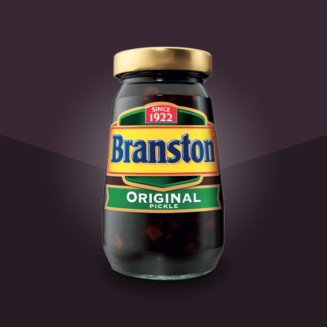 Branston Original Pickle jar