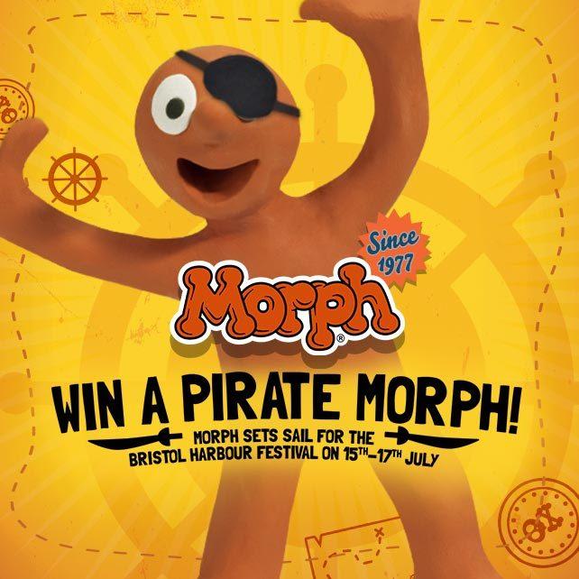 Win a Pirate Morph