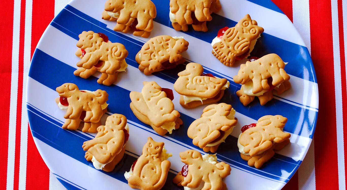 Bahlsen Zoo Biscuits
