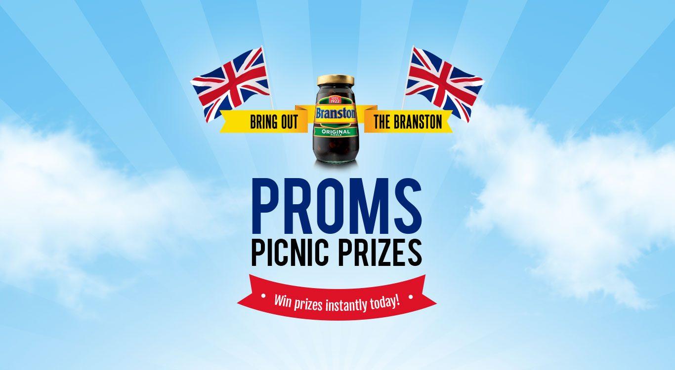 Proms Picnic Prizes