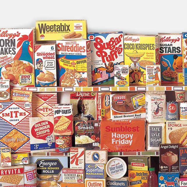 Museum of Brands Cereal