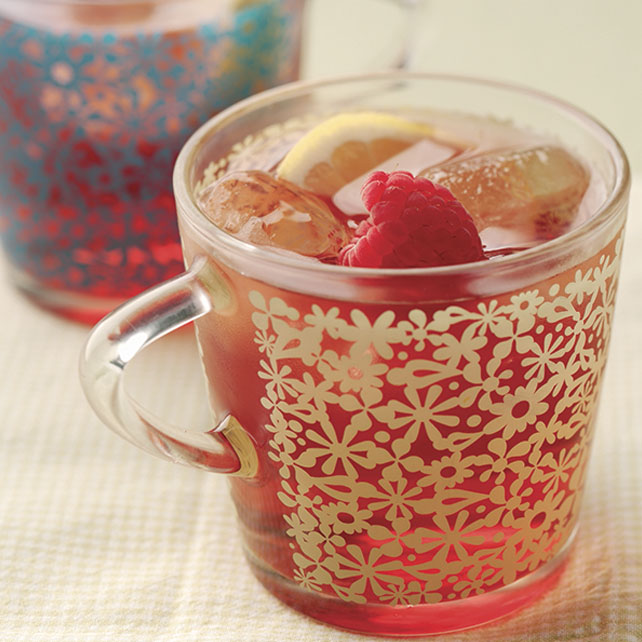 Hot Ocean Spray Drink