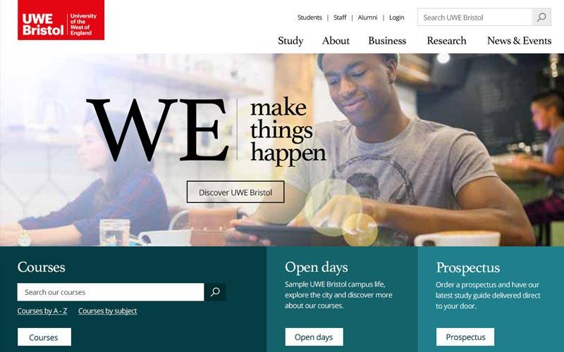 uwe-website