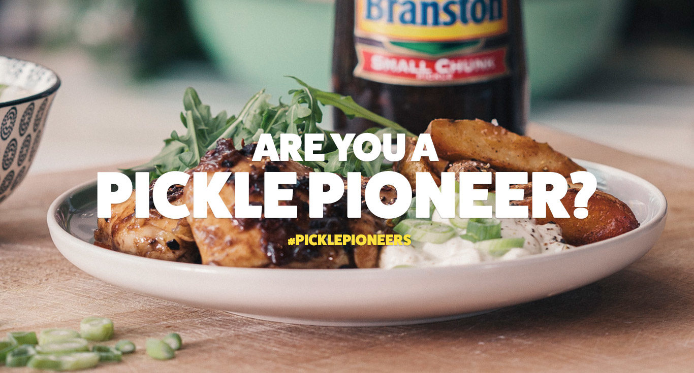 Are you a Pickle Pioneer?