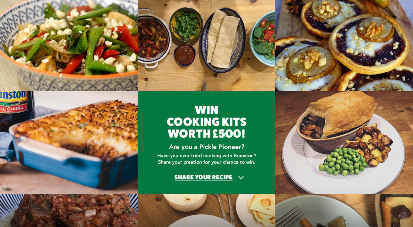 Win Cooking Kits!