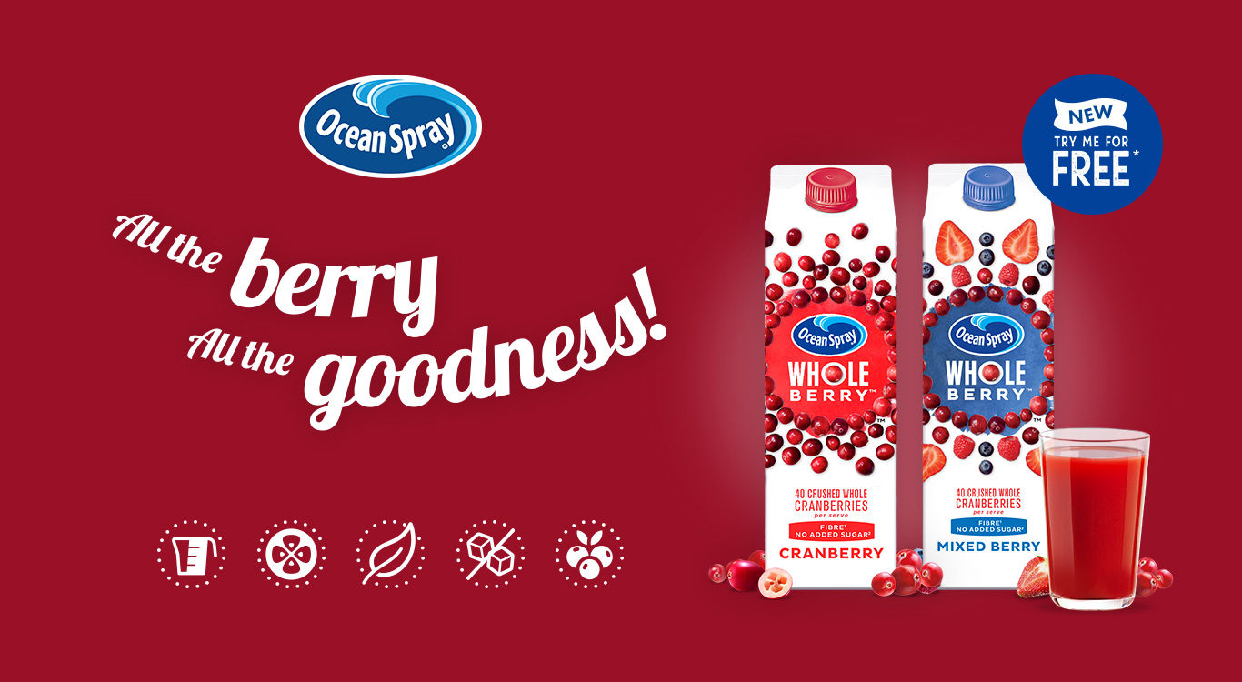 All the Berry all the goodness