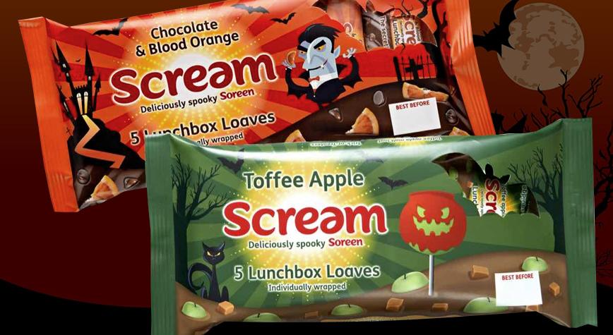 Soreen Halloween