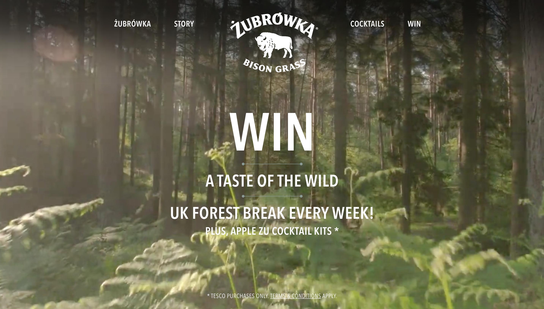 Zubrowka homepage